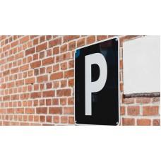 Znaki i oznaczenia parkingowe