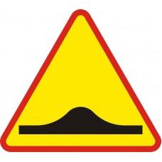 Znak drogowy ostrzegawczy A-11a