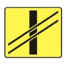 Tabliczka drogowa T-7